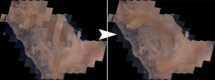 PixelBlender-Landsat